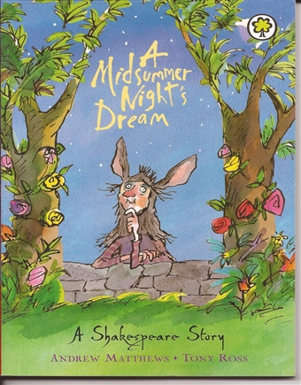 A Midsummer Night's Dream (A Shakespeare Story)