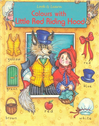 Colours with Little Red Riding Hood