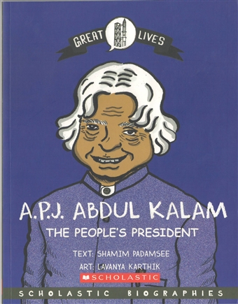 A.P.J. Abdul Kalam The People's President