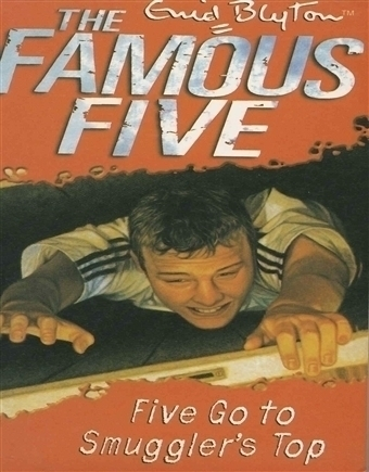Enid Blyton - Five Go to Smuggler's Top  (Famous Five)