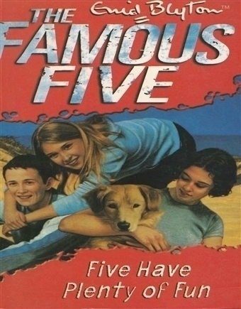 Enid Blyton - Five Have Plenty of Fun  (Famous Five)
