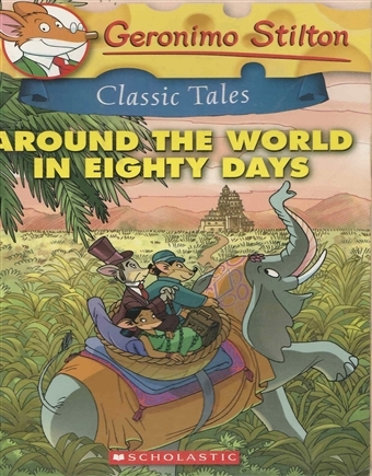Geronimo Stilton - Around the Word in 80 Days