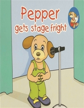 Pepper gets Stage Fright